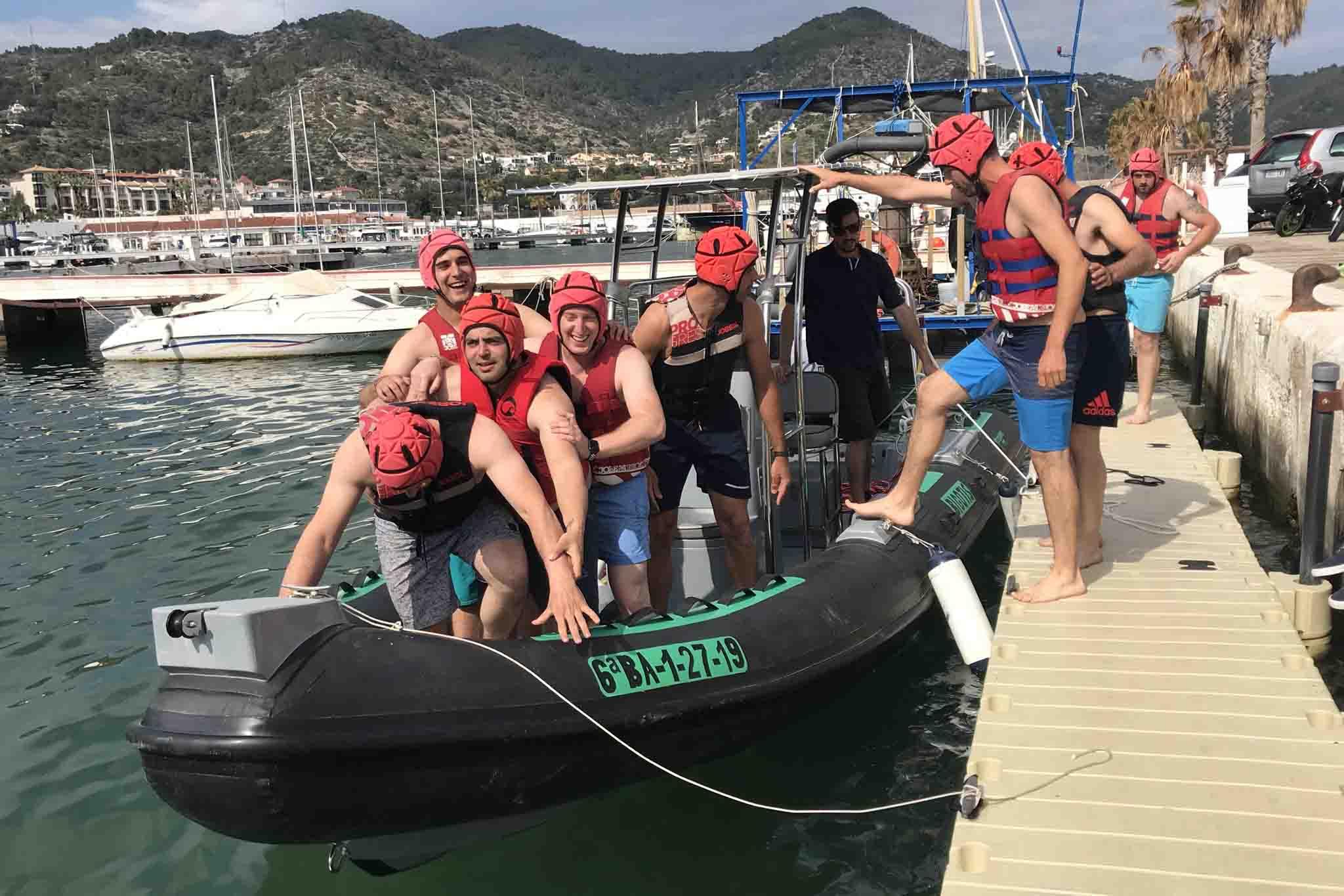 Deportes Acuaticos Sitges Banana Boat 4
