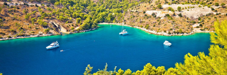 Barco en Sitges Travesias