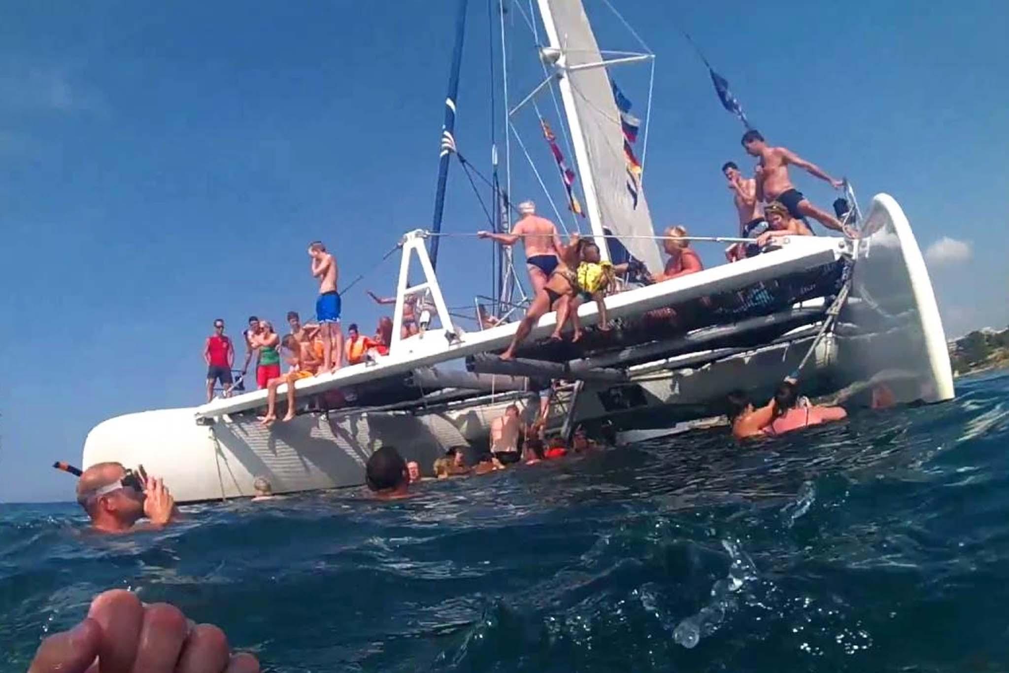 Alquiler Barco en Sitges 3