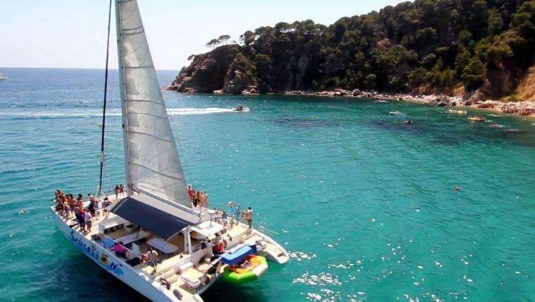 Alquiler de barco en Sitges