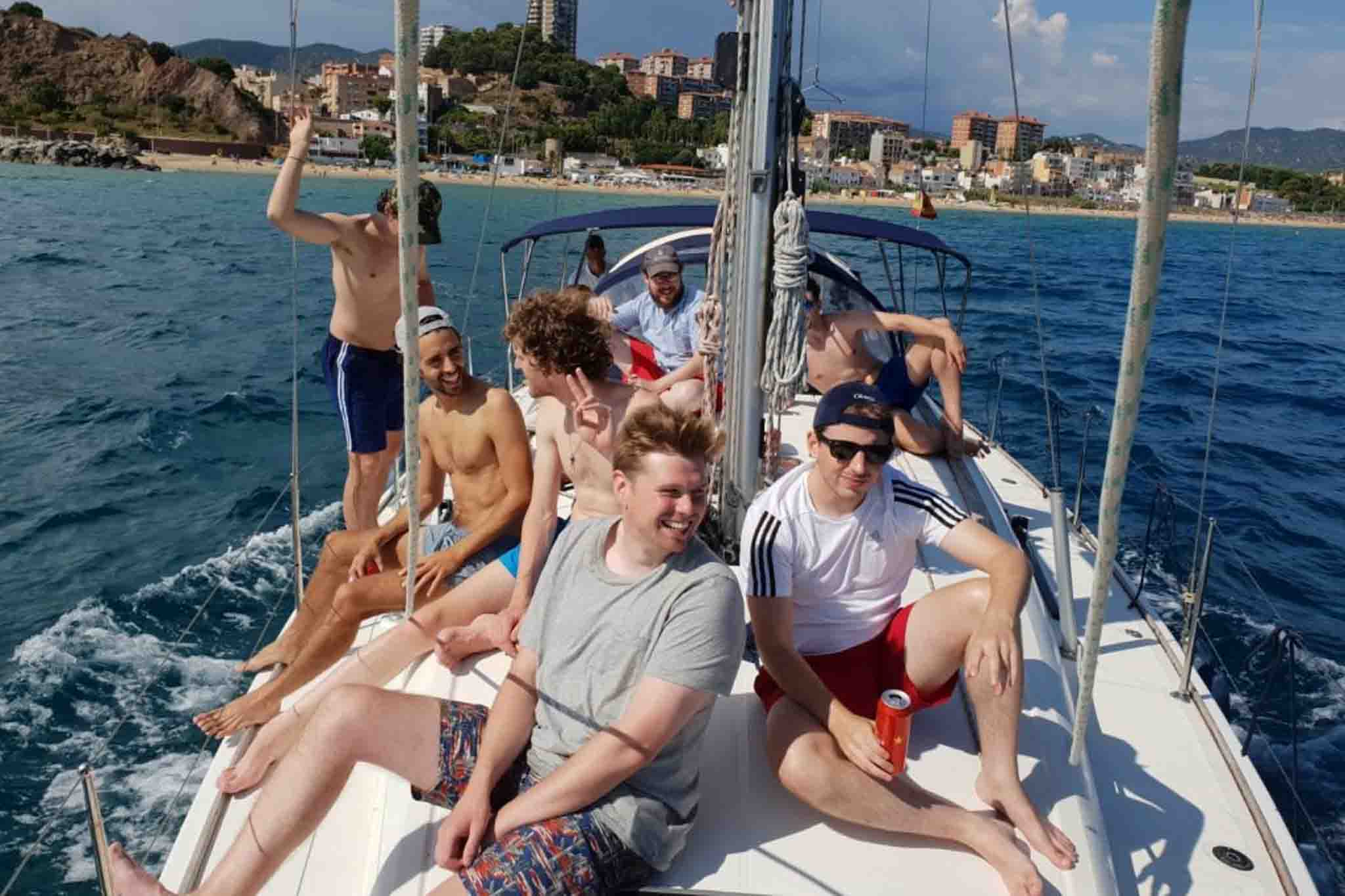 Paseos en barco Desde 13€ P/P SIN TITULO 1