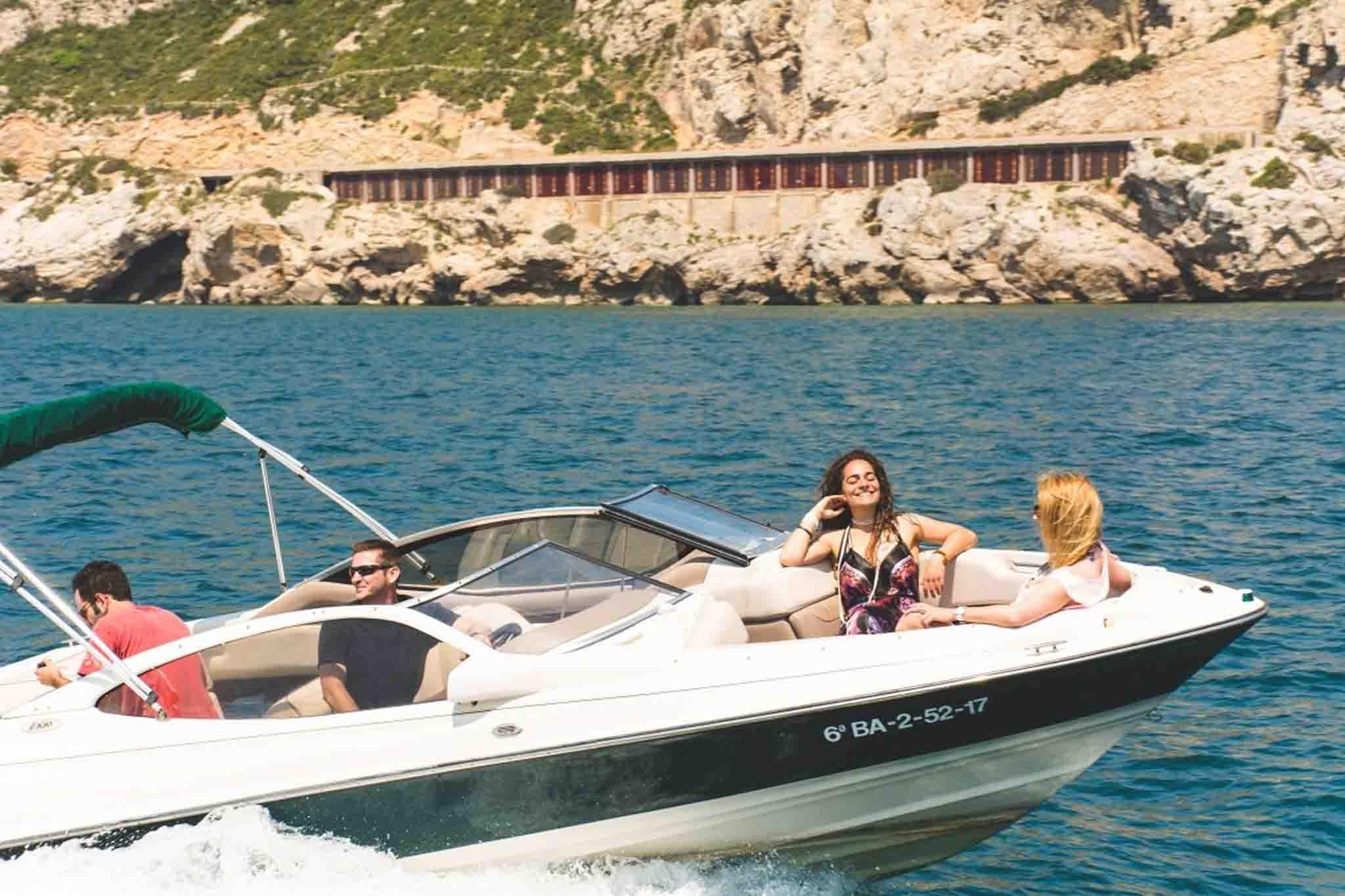 Paseos en barco Desde 13€ P/P SIN TITULO 2