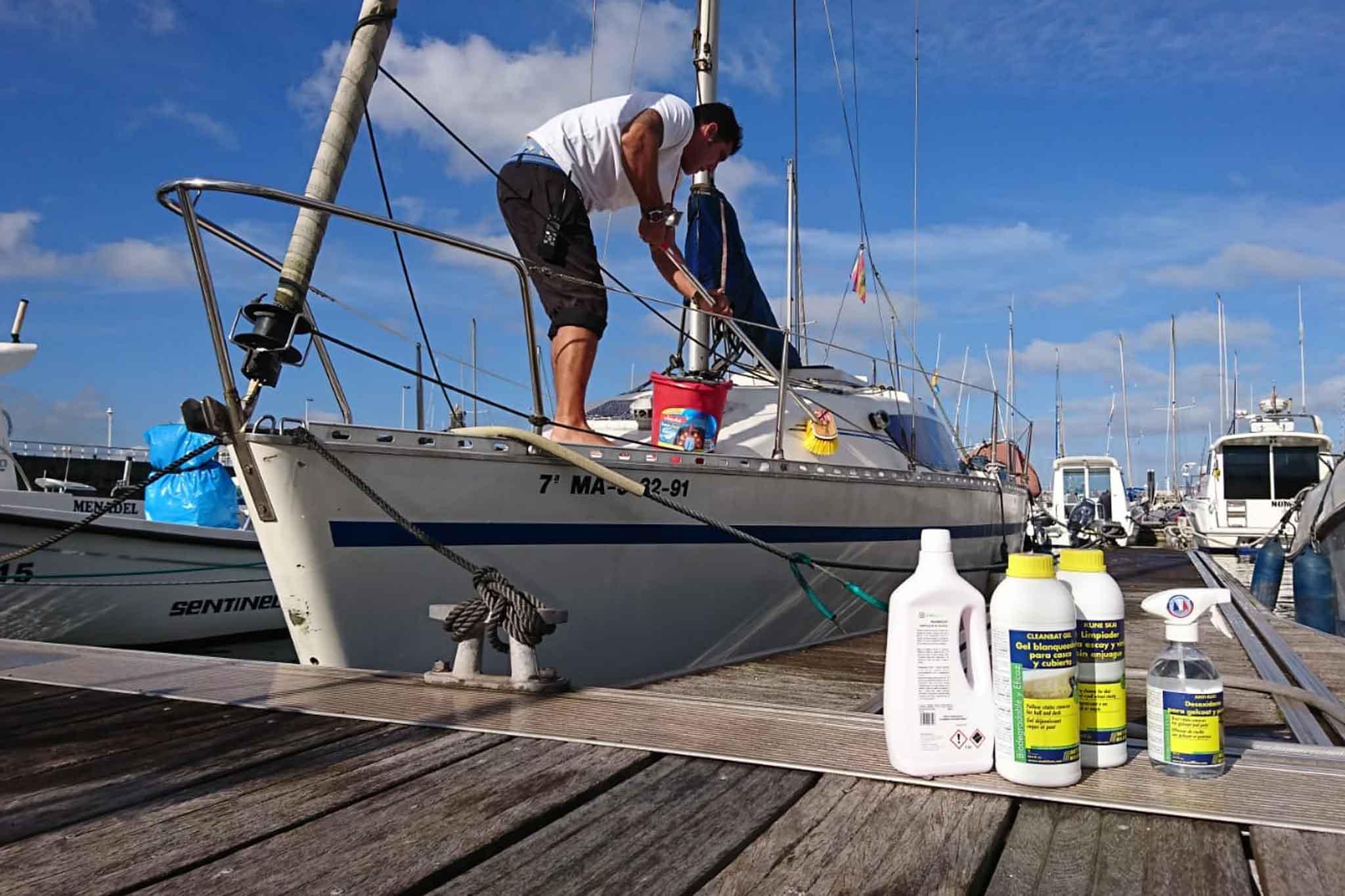 Alquiler Barco en Sitges 12