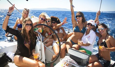 Party Boat Sitges 2021
