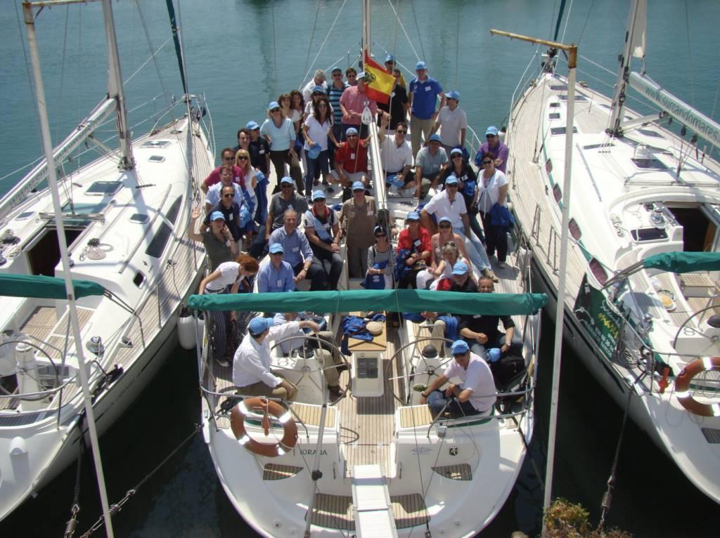 Barcos en Sitges Actividades 1