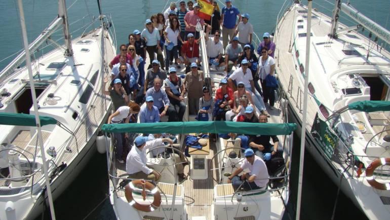 Barcos en Sitges Actividades