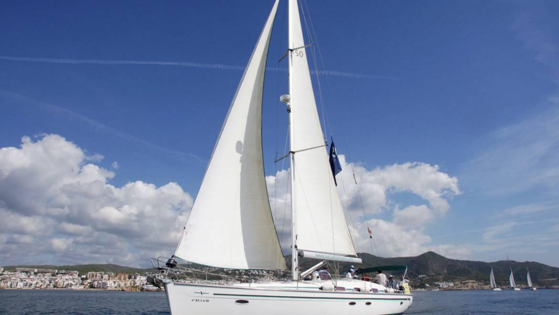 Paseo en barco Sitges
