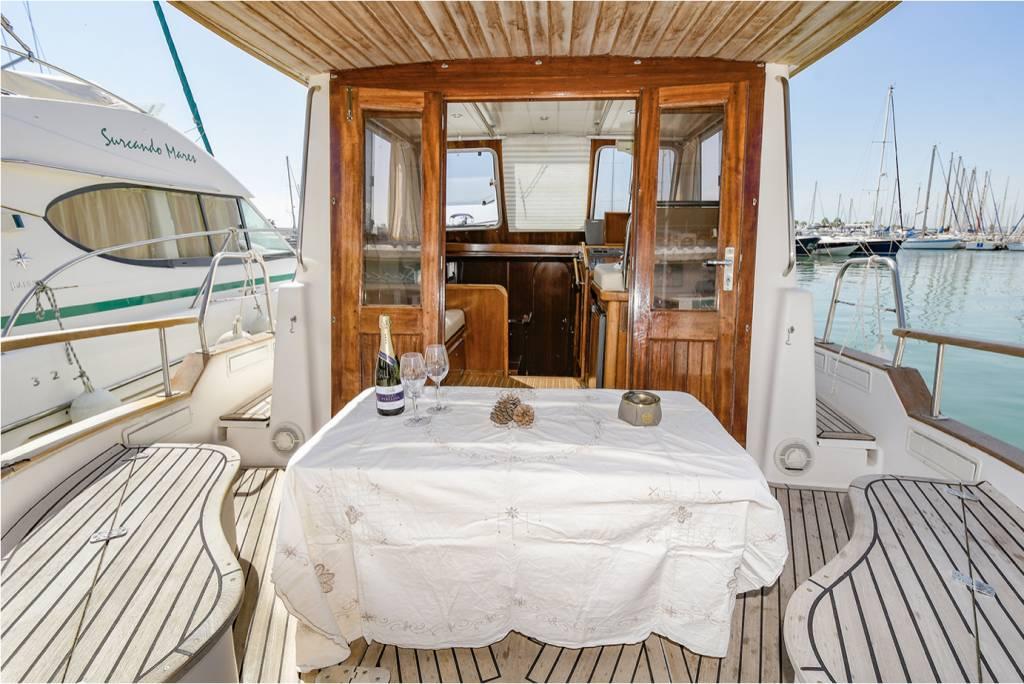 Barcos en Sitges Cita Romantica 1