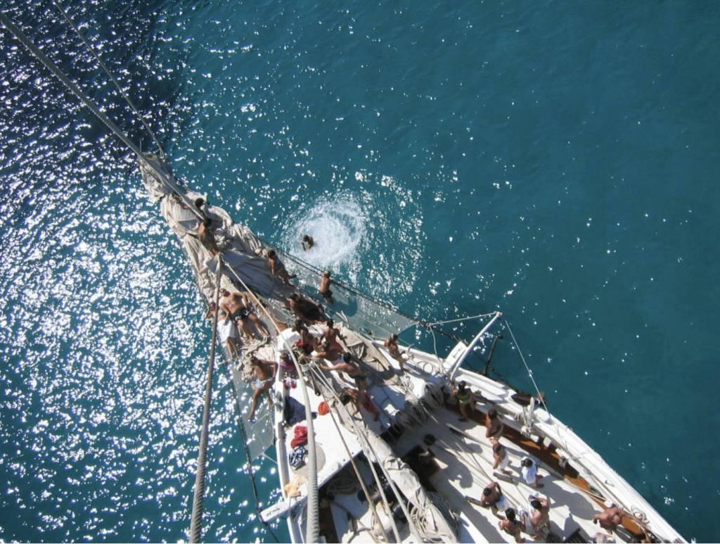 Despedidas en Barco Sitges 1