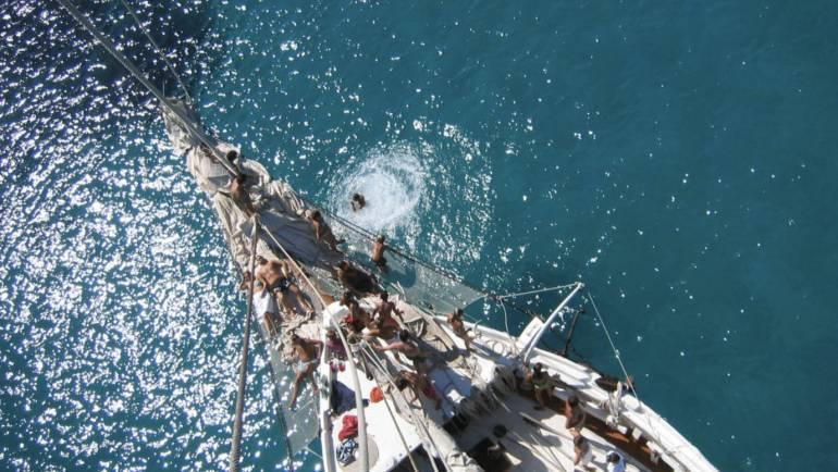 Despedidas en Barco Sitges