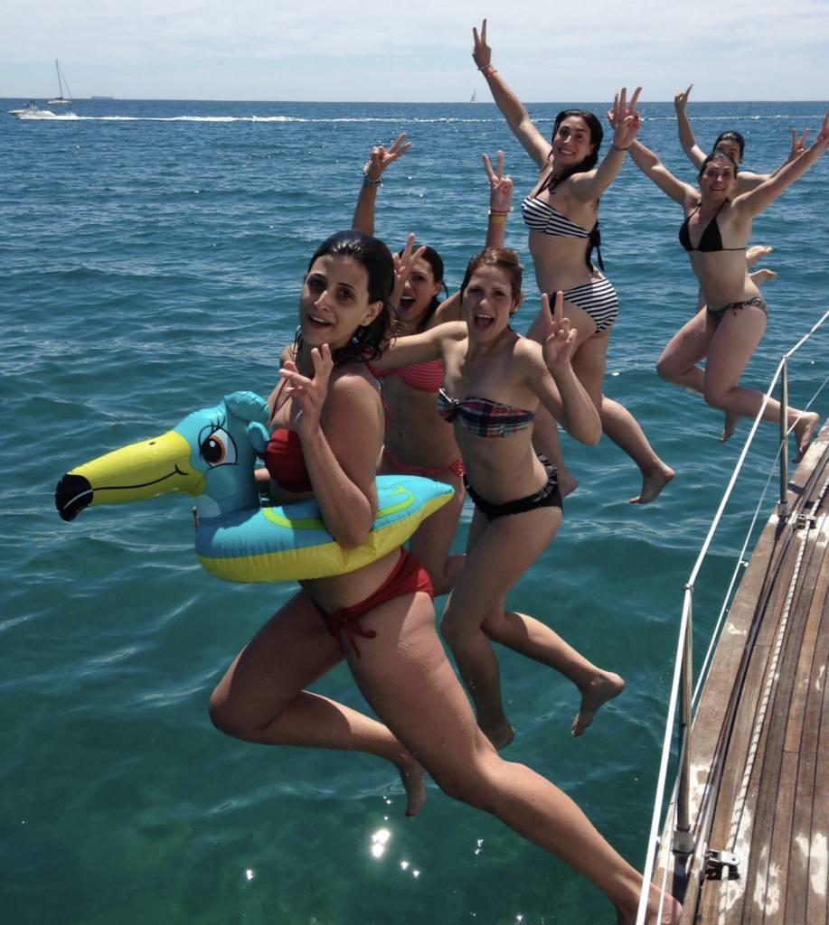 Barco en Sitges Celebraciones 1