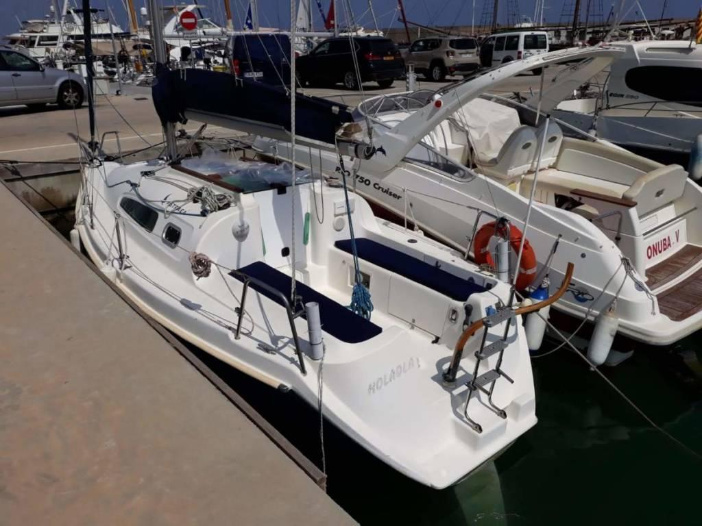 Alquiler Barcos Sitges 3