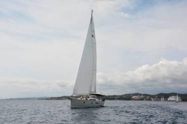 Navegar a Vela en Sitges