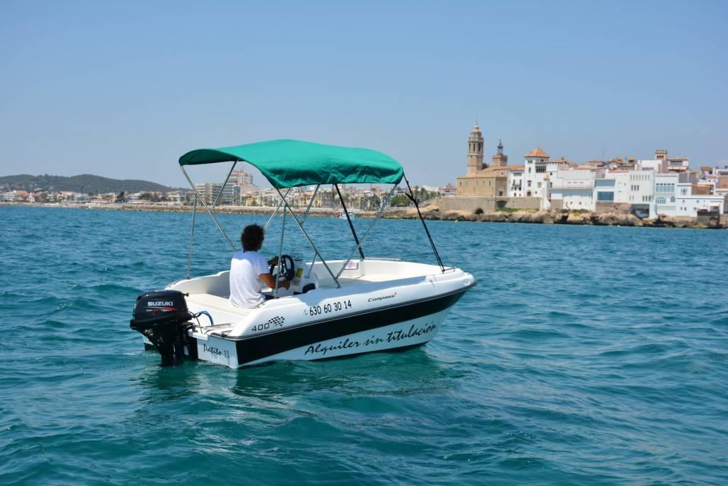 Alquiler Barcos Sin Licencia 1