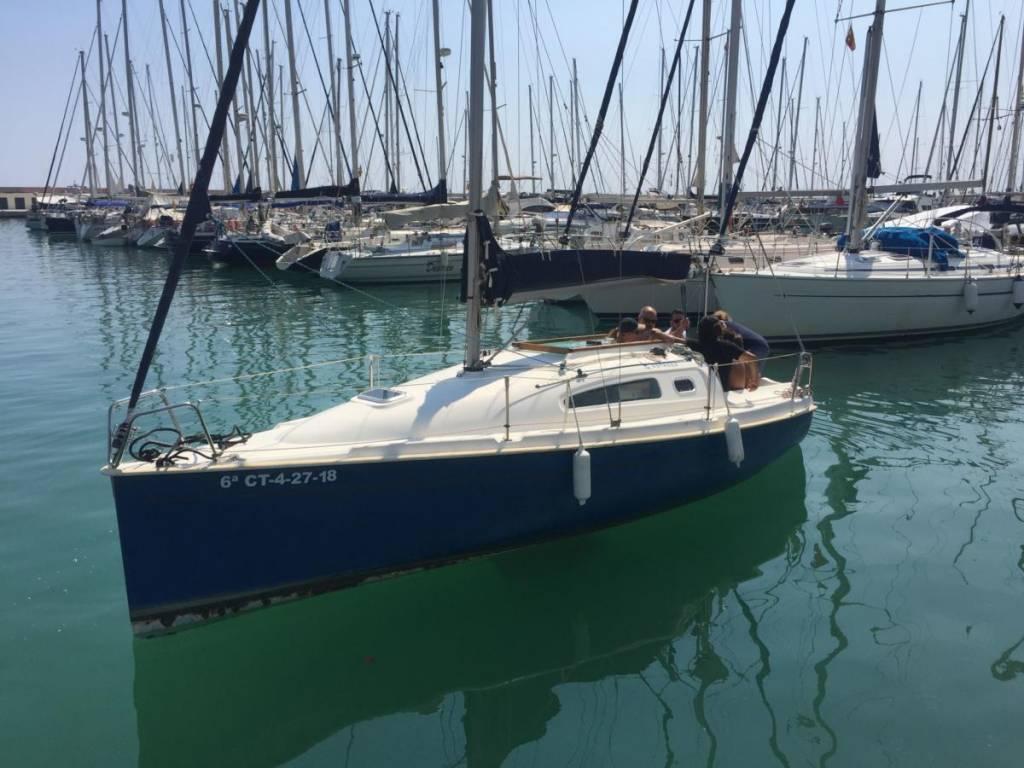 Alquiler Barcos Sitges 1
