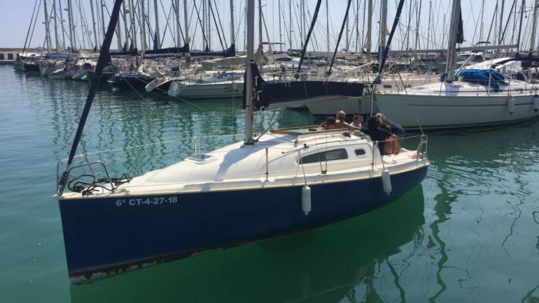 Alquiler Barcos Sitges