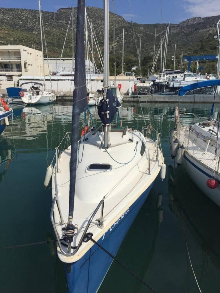 Alquiler Barcos Sitges 7