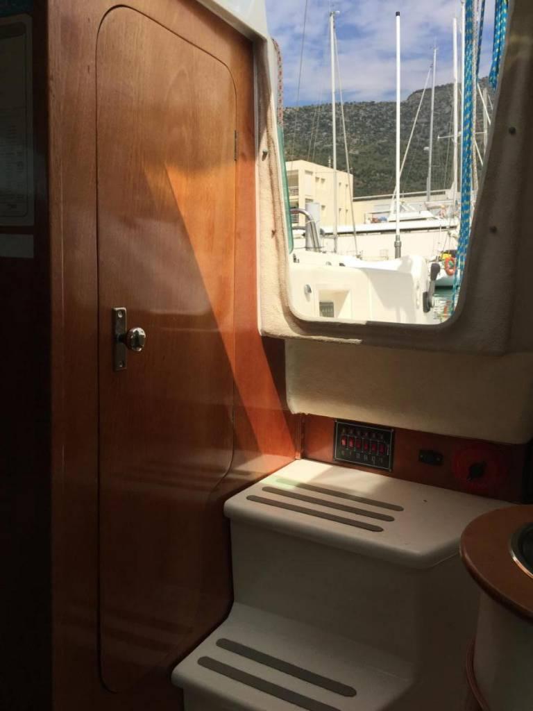 Alquiler Barcos Sitges 9