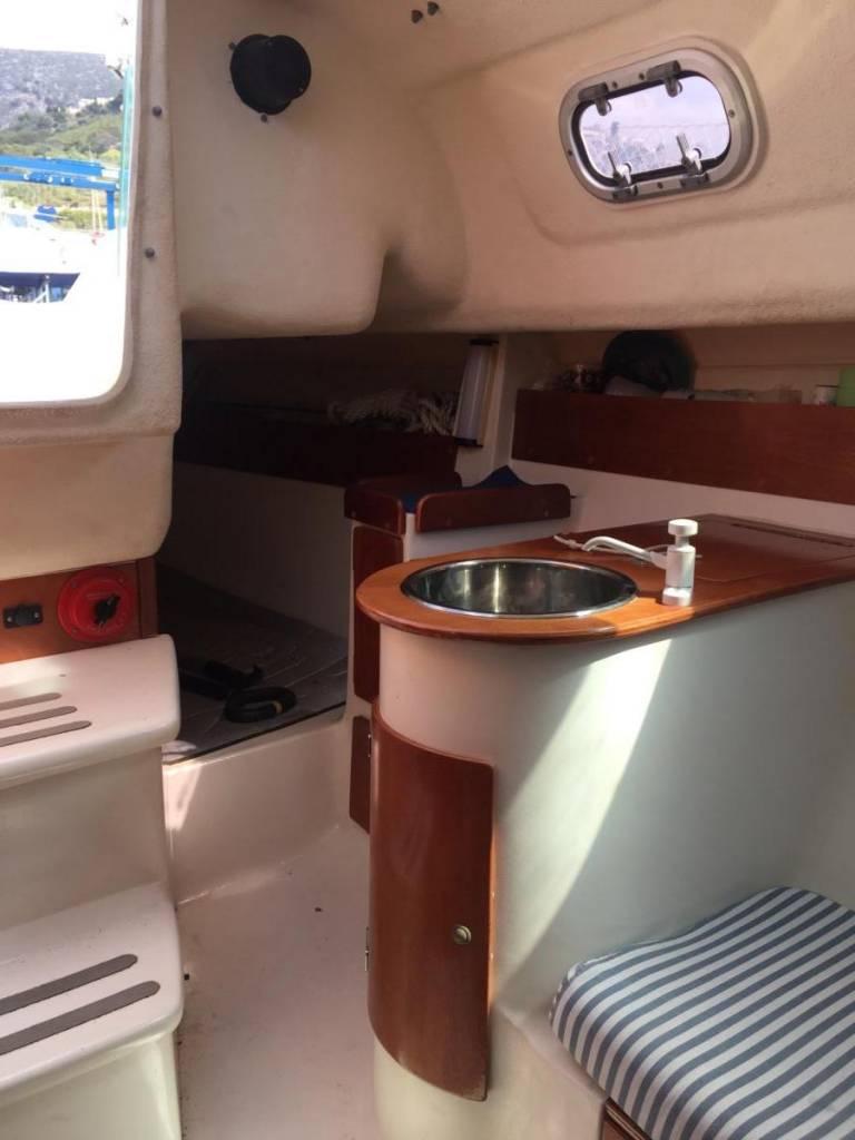 Alquiler Barcos Sitges 10
