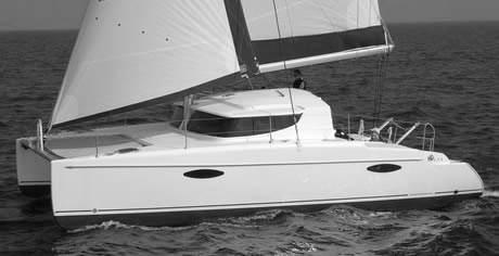 Catamaran en Sitges 1