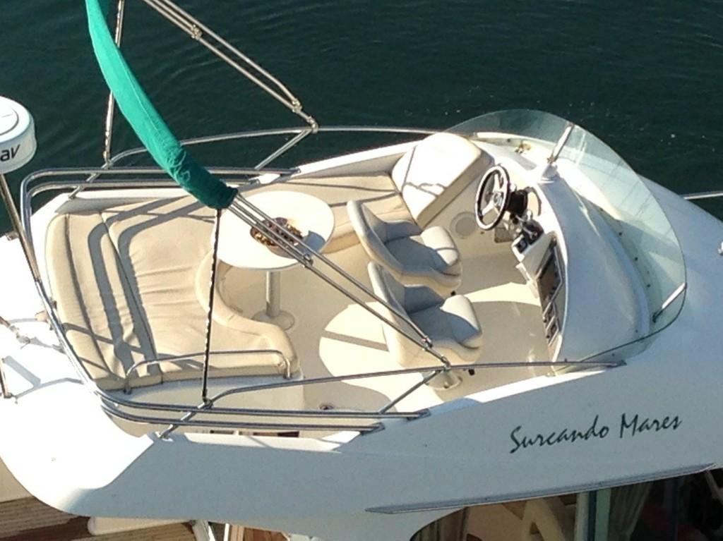 Barcos en Sitges Motoras 2