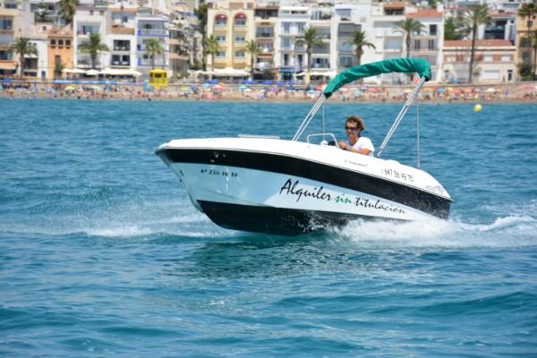 Alquiler Barcos Sin Licencia 5