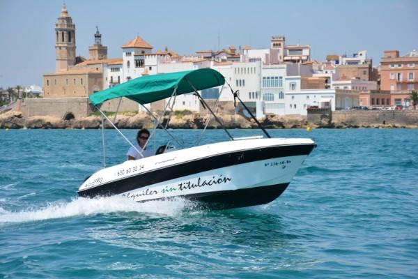 Alquiler Barcos Sin Licencia