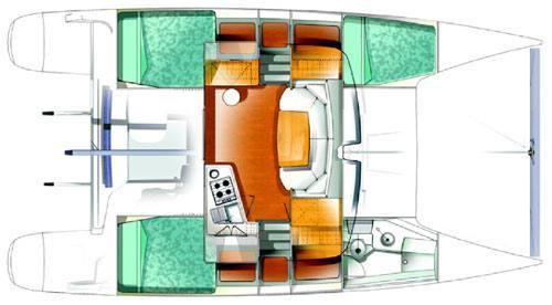 Catamaran en Sitges 2