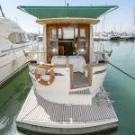 Alquiler de barcas a motor Sitges 9