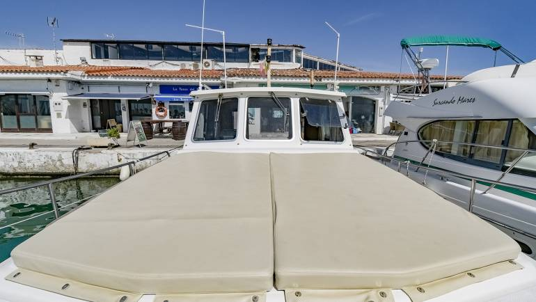 Alquiler Barco Sitges
