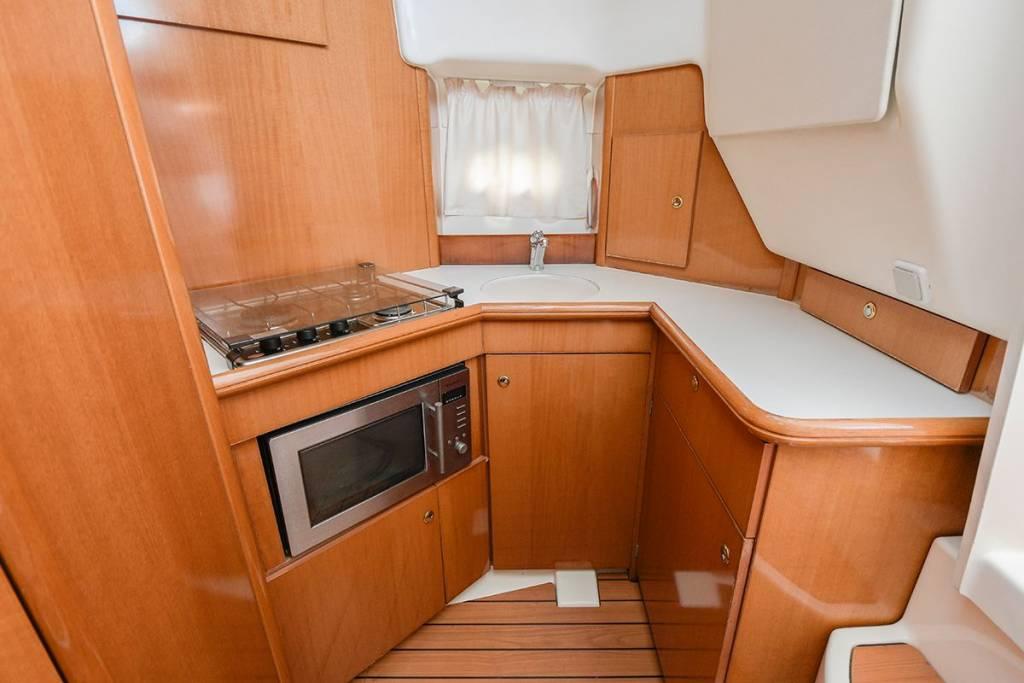 Barcos en Sitges Motoras 8