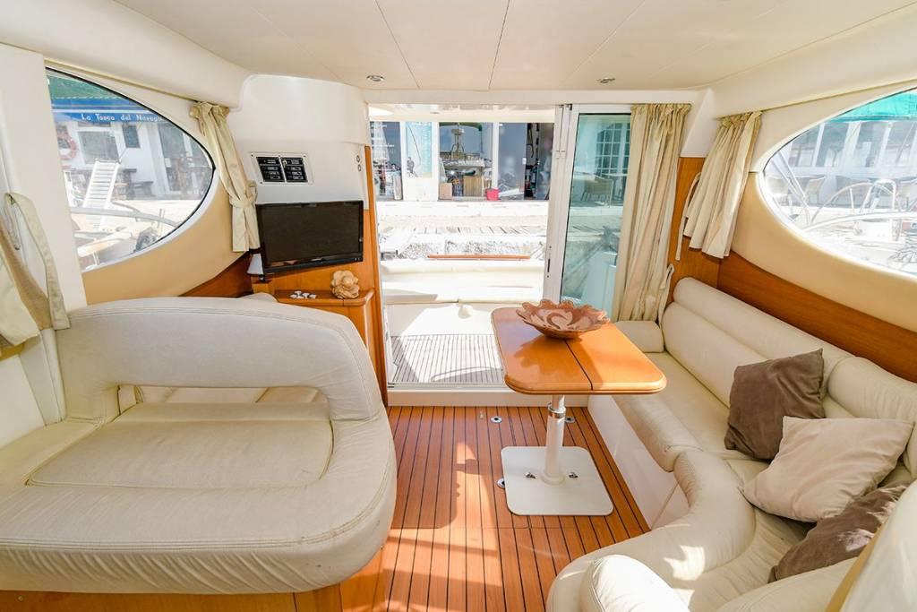 Barcos en Sitges Motoras 9