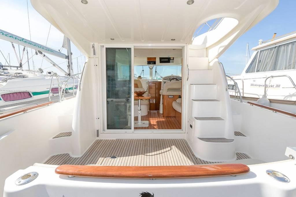 Barcos en Sitges Motoras 3