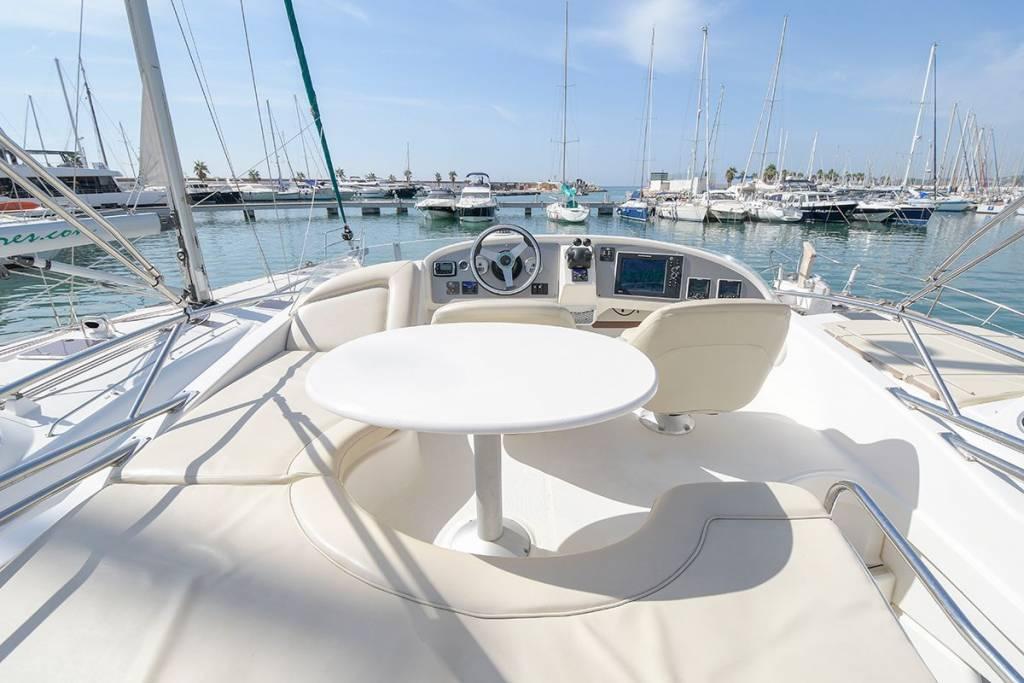 Barcos en Sitges Motoras 10