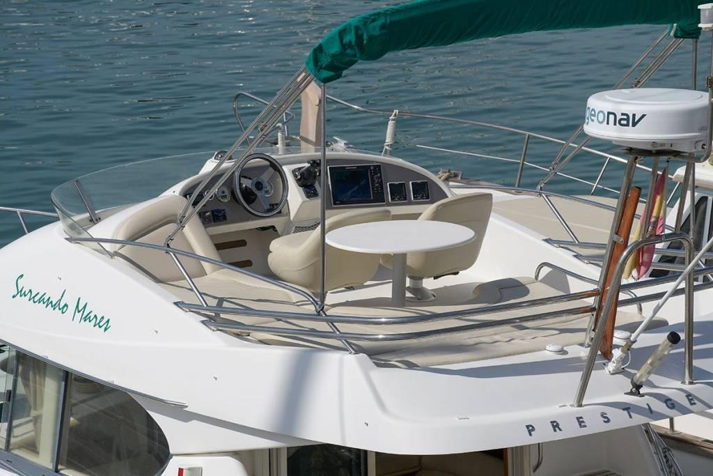 Barcos en Sitges Motoras 4