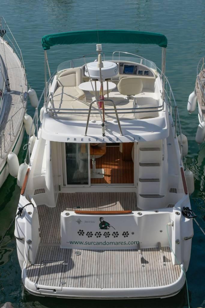 Barcos en Sitges Motoras 5