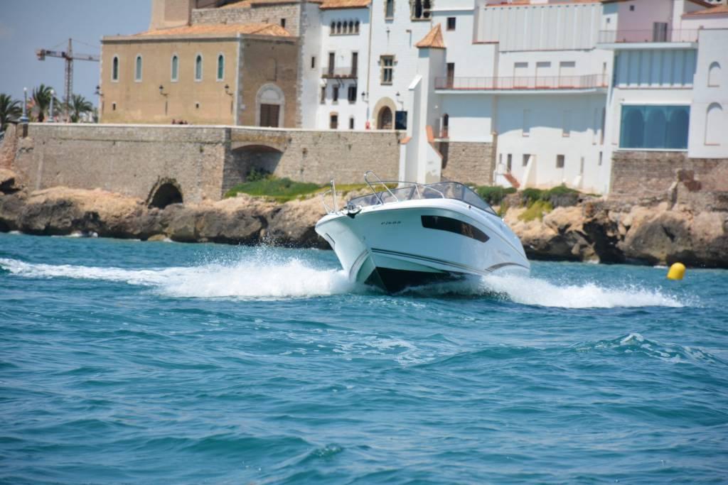 Alquiler Barcos En Sitges 2