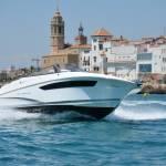Alquiler de barcas a motor Sitges 2