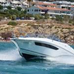 Alquiler de barcas a motor Sitges 3