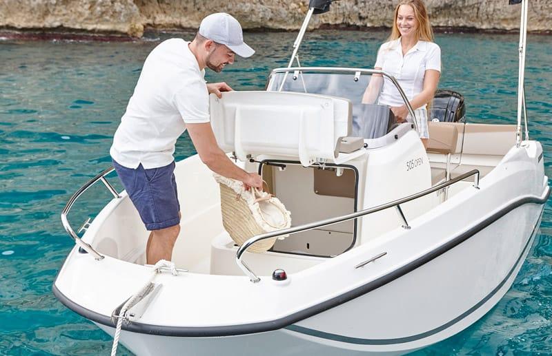 Alquilar un barco en Sitges