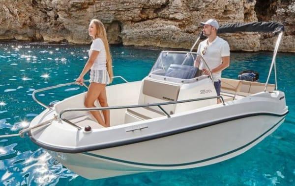 Alquilar barco Sitges 3