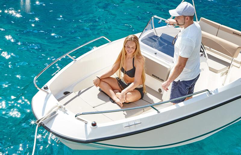Alquilar barco Sitges 2