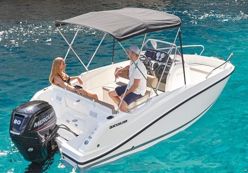 Alquilar barco Sitges 1